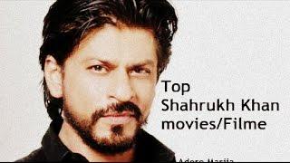 Top Shahrukh Khan Bollywood Filme/movies