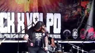 MOTOROIL - ROCK  X VALPO (ARENA RECOLETA) 27/04/14