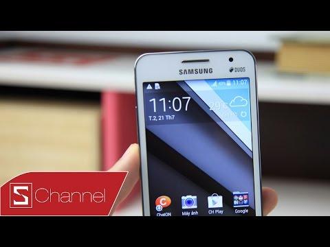 Mở hộp Samsung Galaxy Core 2 Dual Sim