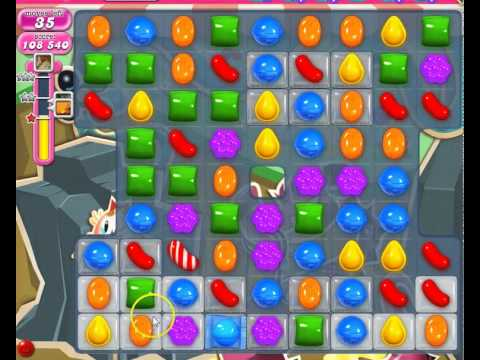Candy Crush Saga How to pass Level 29 - YouTube