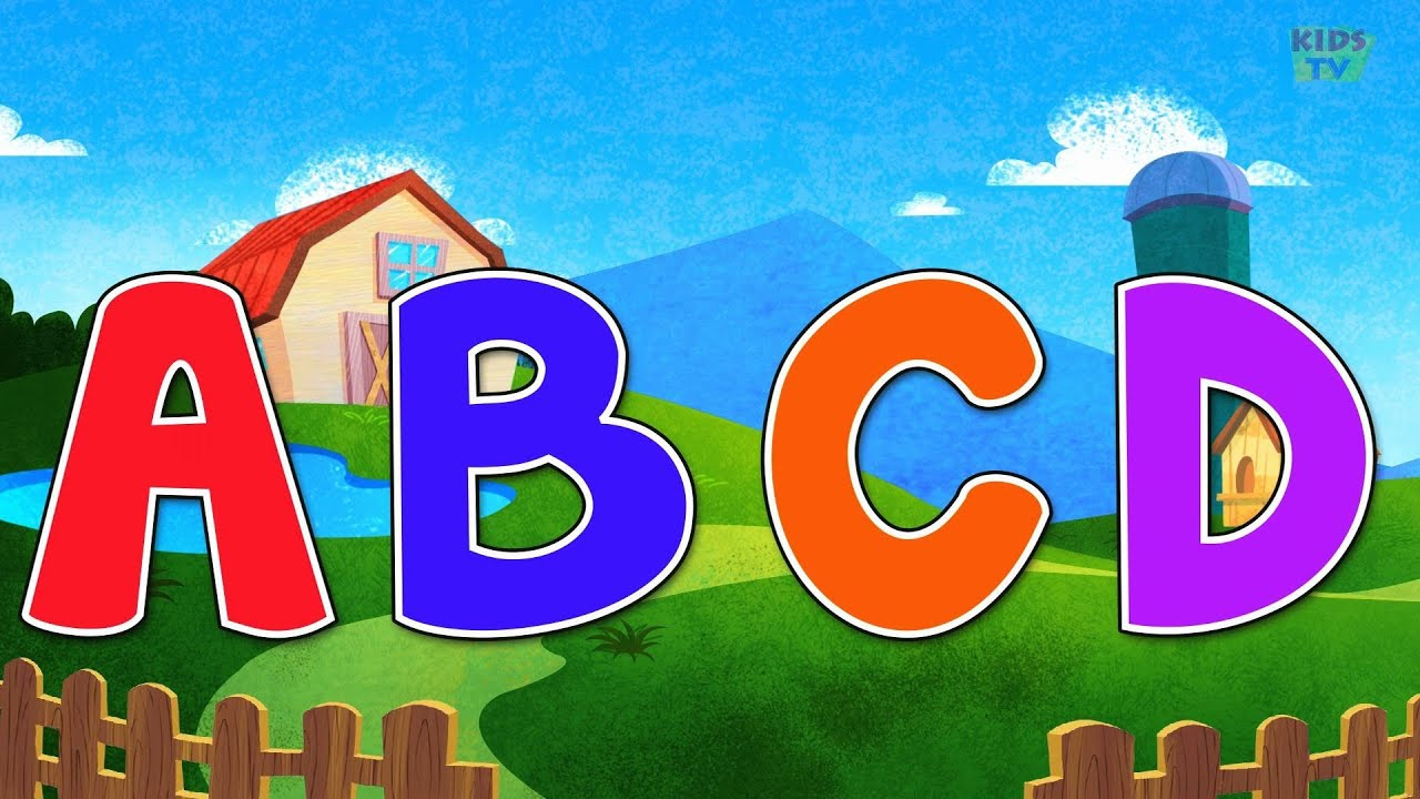 ABC Song » Video » Surfnetkids