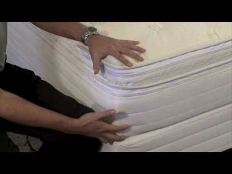 Airbed mattress compare sleep number bed by select comfort youtube