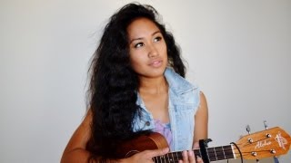 """We Can't Stop"" Miley Cyrus (Mae Muldez Ukulele Remix"