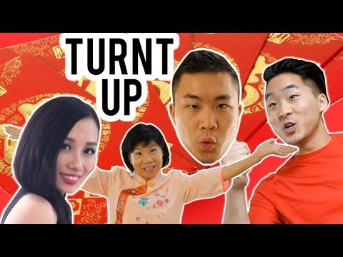 CHINESE NEW YEAR TURNT UP!