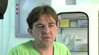 Kutatói portrék - Dr. Vajda Péter: Húgyhólyag megnagyobbítás gyermekkorban