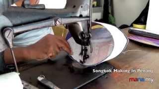 Songkok Making