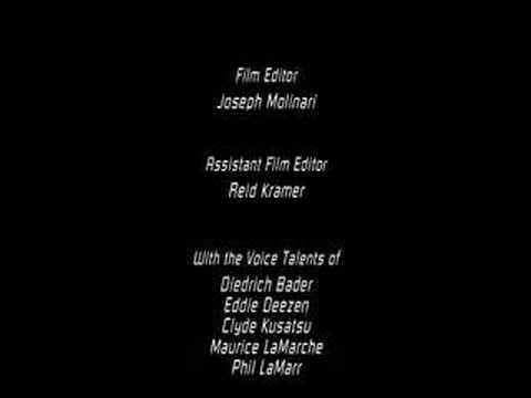 Kim Possible - Movie Ending & Credits