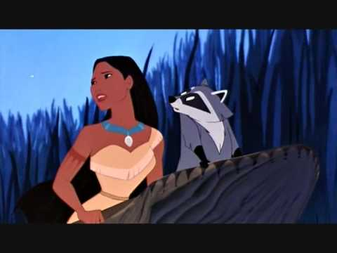 Pocahontas - Just around the river bend (Czech)