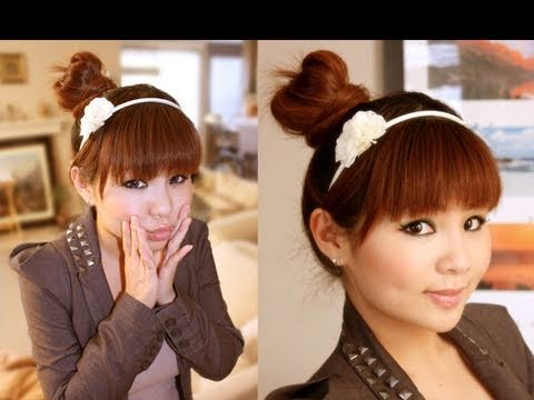 Pictures Of Japanese Hair Tutorial Kidskunstfo