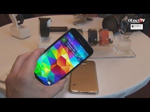 Le Samsung Galaxy S5 enfin dévoilé au MWC 2014