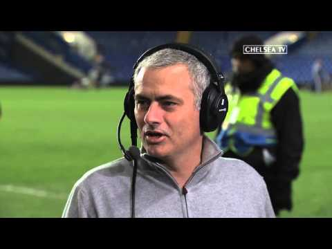 Reaction: Mourinho on Liverpool