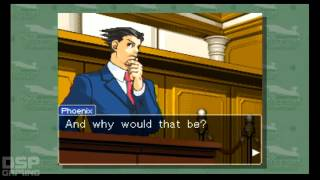 Phoenix Wright Ace Attorney: Justice For All Case 4 pt22