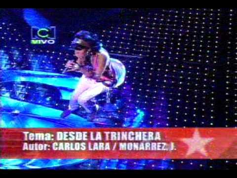 Factor XS 2007 - Greeicy Rendon - Desde la trinchera (corto)