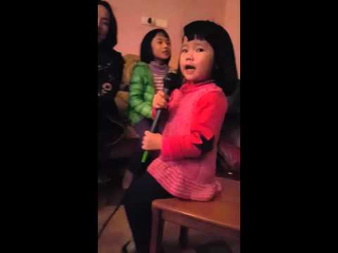 Chích bông hát karaoke
