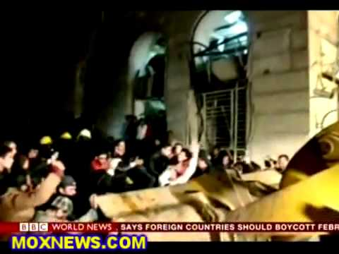 Powerful Bomb Explodes Outside Egyptian Police Headquarters Killing 14