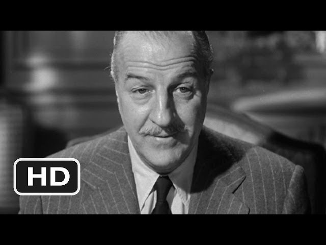 The Asphalt Jungle (5/10) Movie CLIP - A Left-Handed Form of Human Endeavor (1950) HD