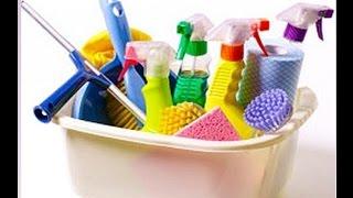 شوف الصحافة.. مواد التنظيف أكثر خطرا من الأوساخ التي تزيلها  