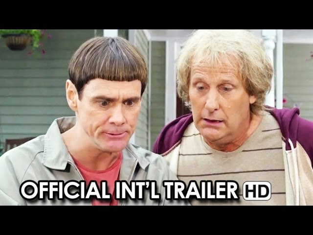 Dumb and Dumber To Official International Trailer #1 (2014) - Jim Carey Movie HD