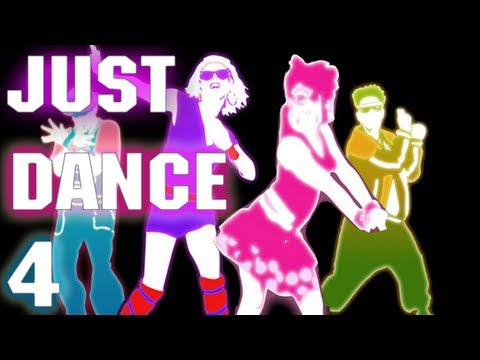 Just Dance 4 - Debut Presentation with Flo Rida