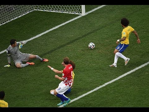 Brazil  3   1 Croatia   World Cup 2014