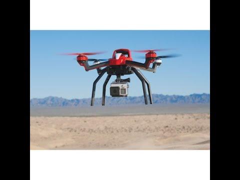 Traxxas Aton Plus Quadcopter Aerial Photography 2 Axis Gimbal & RunCam