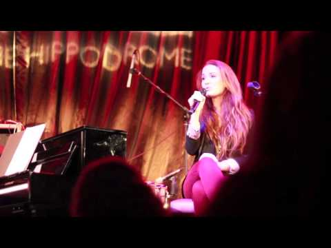 Sierra Boggess - Always - Scott Alan live at the Hippodrome