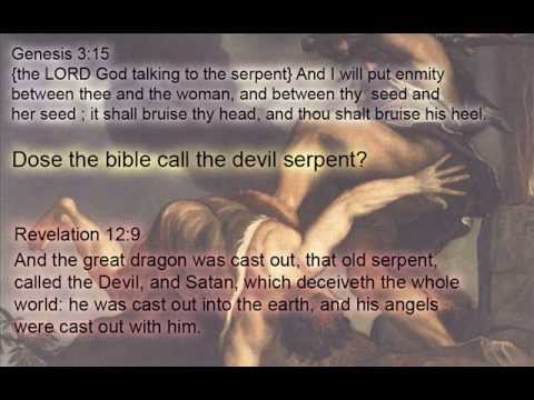 The Real Serpent Seed Doctrine