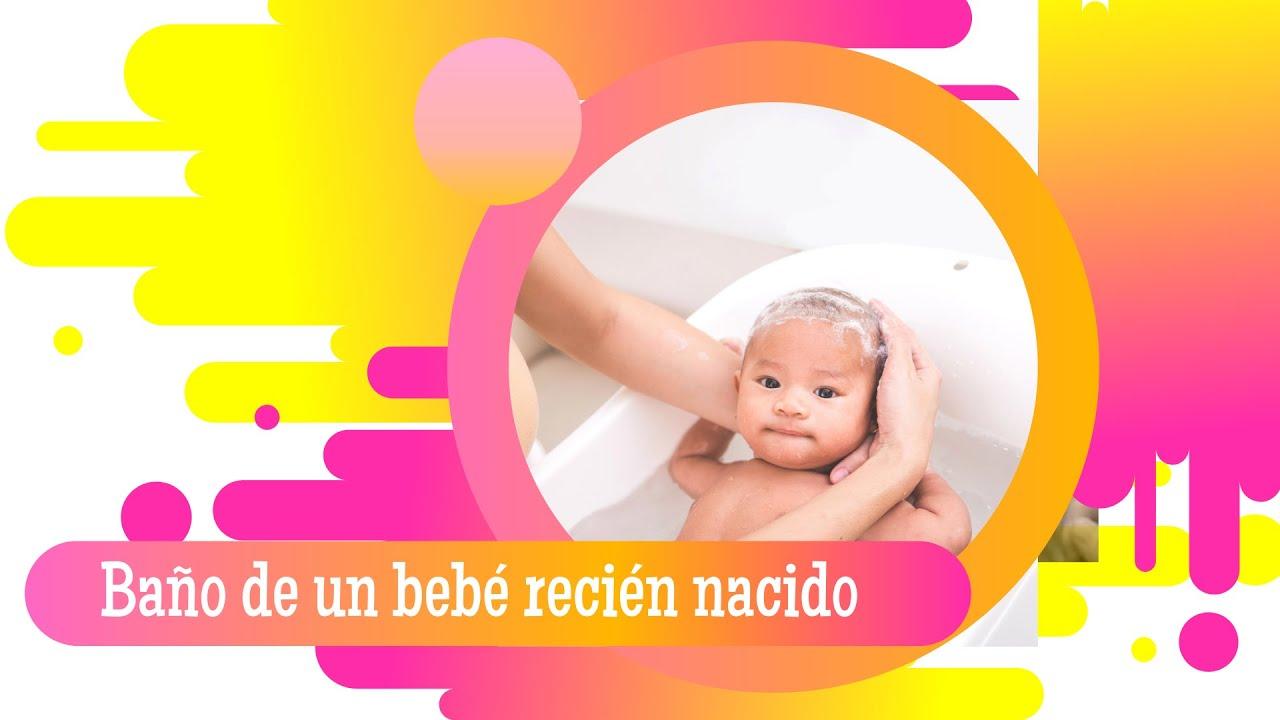 Baño De Regadera En Recien Nacido:Bañando a un bebe recien nacidomxf – YouTube