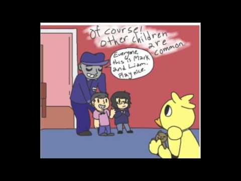 Fazbear Daycare Comic Dub part 1