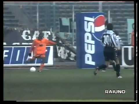 Juventus - Cagliari 1-1 (30.01.2000) 2a Ritorno Serie A.