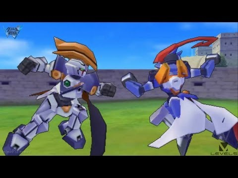 Danball Senki W - Ch.6 END pt.3/3 Decisive Battle! ★Play PSP ダンボール戦機 W アルテミスの長い日