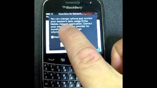 How To Enable And Configure Your Blackberry As A Mobile