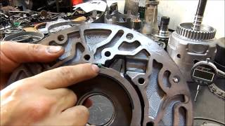 Transmission Repair - GM 4L60-E Transmission Re-Assembly (Rebuild)