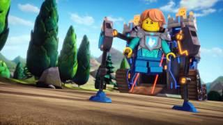 LEGO NEXO KNIGHTS - webizoda 8 - Odvážný a smělý (a malý) Sir Robin