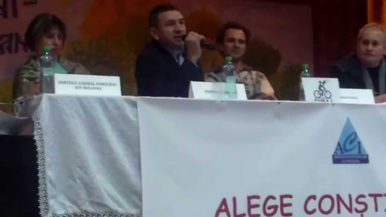 Dezbateri electorale la #Răzeni #Ialoveni