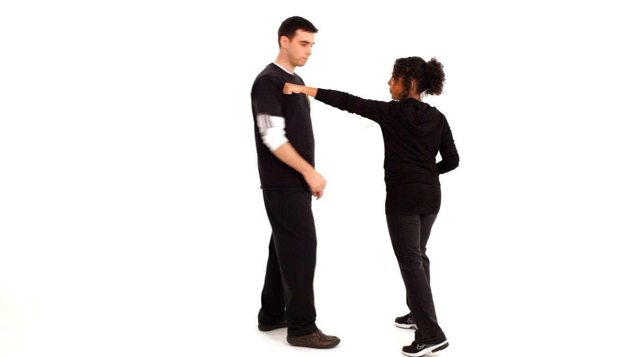 How To Punch Self Defense Youtube
