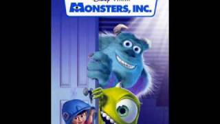 Monsters Inc Sulley Scares Boo