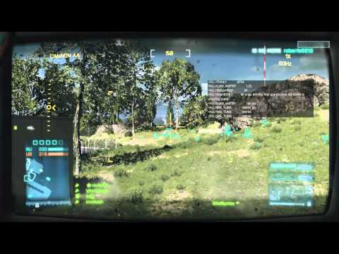 Battlefield 3 Beta: Caspian Border, Conquest, Jets, Tanks