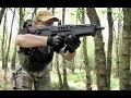 Airsoft War M249, G36, LR300, Tavor The Fort Scotland