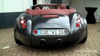 Wiesmann MF4 Roadster V8 BiTurbo Lovely Sound!! - 1080p HD