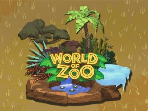 World of Zoo: Ep1 - Wild Cats Exhibit
