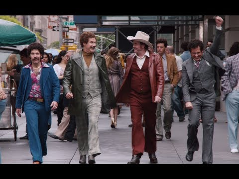 Thumbnail image for 'Official Anchorman 2 Trailer'