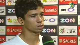 04J :: Olhanense - 0 Sporting - 2 de 2013/2014