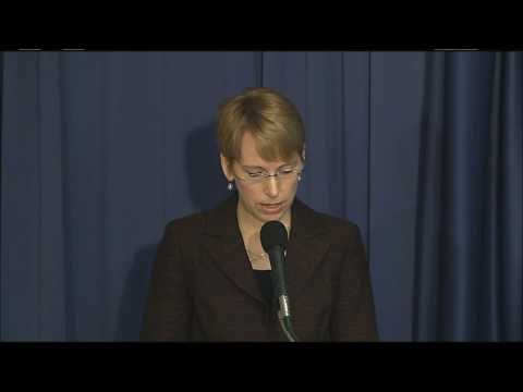 2014 Nuclear Materials Security Index Launch Press Conference #4-  Joan Rohlfing