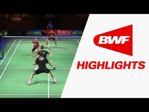 Yonex German Open 2017 | Badminton F – Highlights