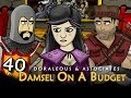 D&A 40 Damsel On A Budget - Doraleous & Associates