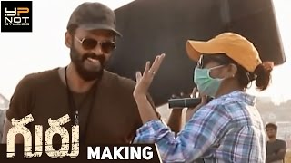 Guru Telugu Movie Making | Venkatesh