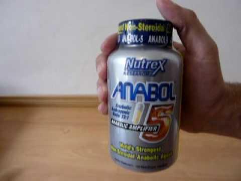 Anabol 5 Nutrex Pronta entrega Rio de Janeiro