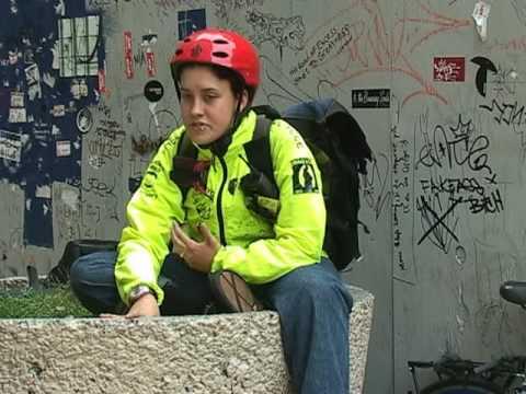 Bike Courier Documentary