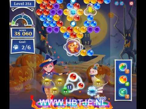 Bubble Witch Saga 2 level 251